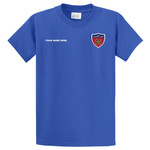PC61 - N999-Leadership Academy - EMB - Cotton T-Shirt