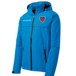 J333 - N999-Leadership Academy - EMB - Waterproof Jacket