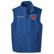 F219 - N999-Leadership Academy - EMB - Fleece Vest