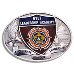 N999-Leadership Academy - Belt Buckle