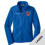 L217 - BSAE068 - EMB - Ladies Fleece Jacket